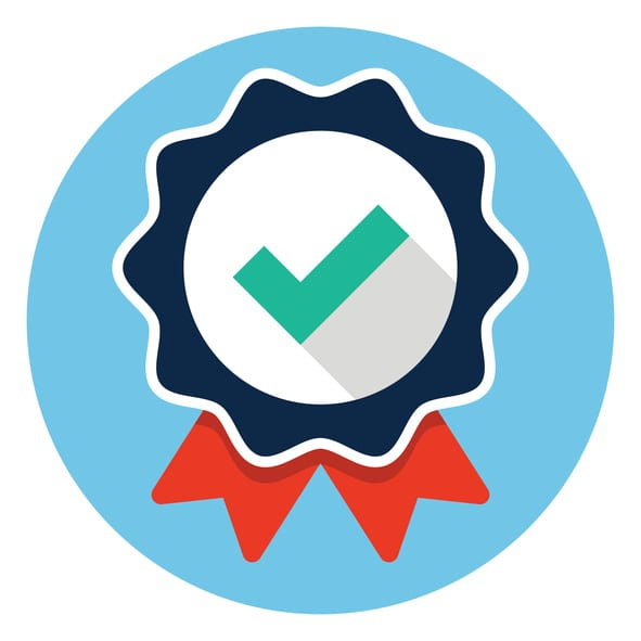 USMS | US Medical Systems | Approved certificate icon