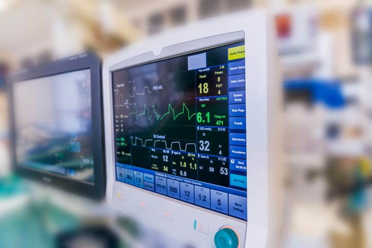 USMS   US Medical Systems   Monitors used during Cardiac Surgery